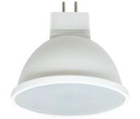 Ecola MR16   LED Premium  8,0W  220V GU5.3 6000K матовое стекло (композит) 48x50 - Олимп-Зеленоград