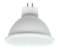 Ecola MR16   LED  5.4W  220V GU5.3 4200K матовое стекло (композит) 48x50 - Олимп-Зеленоград