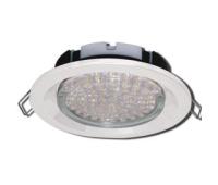 Ecola GX53 FT3225 светильник встраиваемый глубокий лёгкий белый 27x109 - Олимп-Зеленоград