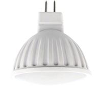 Ecola MR16   LED  8,0W  220V GU5.3 6000K матовое стекло (композит) 51x50 - Олимп-Зеленоград