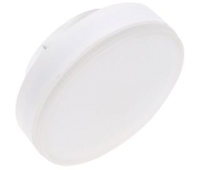 Ecola Light GX53 LED 11,5W Tablet 220V 2800K 27x75 матовое стекло (композит) 30000h - Олимп-Зеленоград