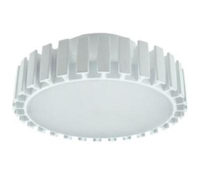 НОВИНКА!Лампа светодиодная Ecola GX70 LED Premium 23.0W Tablet 220V 6400K матовое стекло (фронтальный алюм. радиатор) 42х111 - Олимп-Зеленоград