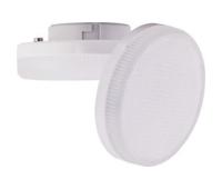НОВИНКА! Лампа светодиодная Ecola Light GX53 LED 3.0W Tablet 220V 4200K матовое стекло 27х75 30000h - Олимп-Зеленоград