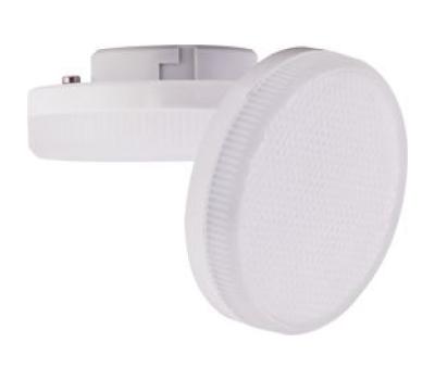 НОВИНКА!Лампа светодиодная Ecola Light GX53 LED 3.0W Tablet 220V 2800K матовое стекло 27х75 30000h - Олимп-Зеленоград