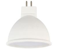 Ecola MR16   LED Premium  5.4W  220V GU5.3 4200K матовое стекло (композит) 48x50 - Олимп-Зеленоград