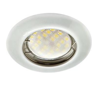 Светильник Ecola Light MR16 DL92 встраиваемый выпуклый Перламутровое Серебро 30x80 - 2 pack - Олимп-Зеленоград