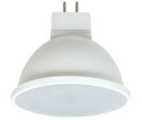 Ecola MR16   LED Premium  8,0W  220V GU5.3 2800K матовое стекло (композит) 48x50 - Олимп-Зеленоград