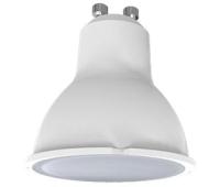 Ecola Light Reflector GU10  LED  5,0W 220V GU10 4200K матовое стекло 58х50 - Олимп-Зеленоград