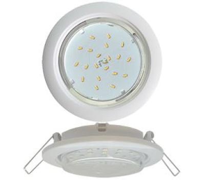 Ecola GX53 5355 Встраиваемый Легкий Белый (светильник) 25x106 - Олимп-Зеленоград