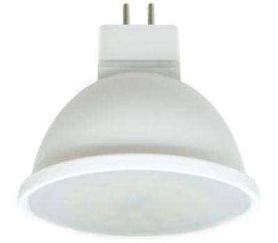 Ecola MR16   LED  7.0W  220V GU5.3 6000K матовое стекло (композит) 48x50 - Олимп-Зеленоград