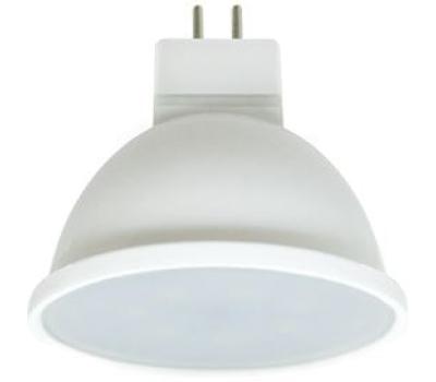 Ecola MR16   LED Premium  7,0W  220V GU5.3 6000K матовое стекло (композит) 48x50 - Олимп-Зеленоград
