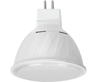Ecola MR16   LED Premium 10.0W  220V GU5.3 2800K матовое стекло (композит) 51x50 - Олимп-Зеленоград