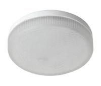 НОВИНКА! Ecola Light GX53 LED  8,0W Tablet 220V 4200K 27x75 матовое стекло 30000h - Олимп-Зеленоград