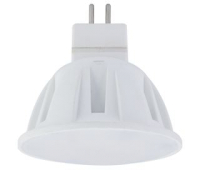Лампа светодиодная Ecola Light MR16 LED 4,0W 220V GU5.3 2800K матовое стекло 46x50 - Олимп-Зеленоград