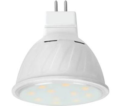 Ecola MR16   LED Premium 10.0W  220V GU5.3 4200K прозрачное стекло (композит) 51x50 - Олимп-Зеленоград