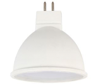 Ecola MR16   LED Premium  5.4W  220V GU5.3 2800K матовое стекло (композит) 48x50 - Олимп-Зеленоград