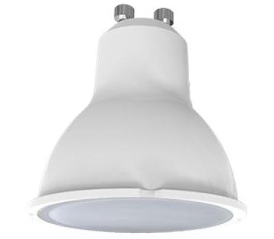 Ecola Light Reflector GU10  LED  5,0W 220V GU10 2800K матовое стекло 58х50 - Олимп-Зеленоград