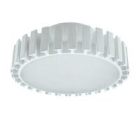 НОВИНКА!Лампа светодиодная Ecola GX70 LED Premium 23.0W Tablet 220V 2800K матовое стекло (фронтальный алюм. радиатор) 42х111