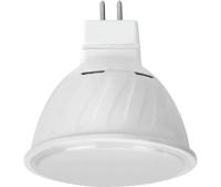 Ecola MR16   LED Premium 10.0W  220V GU5.3 6000K матовое стекло (композит) 51x50 - Олимп-Зеленоград