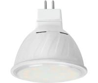 Ecola MR16   LED 10.0W  220V GU5.3 4200K прозрачное стекло (композит) 51x50 - Олимп-Зеленоград