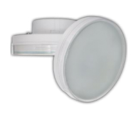 Лампа светодиодная Ecola GX70   LED 10.0W Tablet 220V 2800K матовое стекло 111х42 - Олимп-Зеленоград