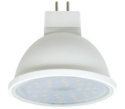 Ecola MR16   LED  7.0W  220V GU5.3 4200K прозрачное стекло (композит) 48x50 - Олимп-Зеленоград