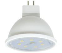 Ecola MR16   LED Premium  7.0W  220V GU5.3 4200K прозрачное стекло (композит) 48x50 - Олимп-Зеленоград