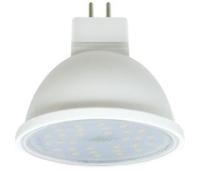 Ecola MR16   LED  7.0W  220V GU5.3 2800K прозрачное стекло (композит) 48x50 - Олимп-Зеленоград
