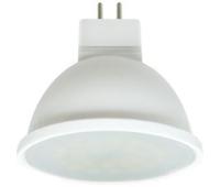 Ecola MR16   LED  7.0W  220V GU5.3 2800K матовое стекло (композит) 48x50 - Олимп-Зеленоград