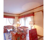 Натяжной потолок 34 м² - Олимп-Зеленоград