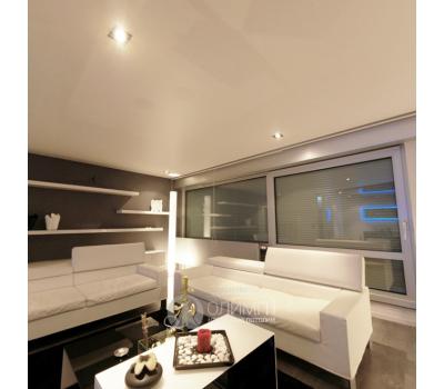 Натяжной потолок 13 м² - Олимп-Зеленоград