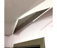 Ремонт пореза полотна от края не более 15 см